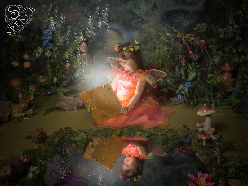 Saoirses - The Fairy Experience @ Spence Photography