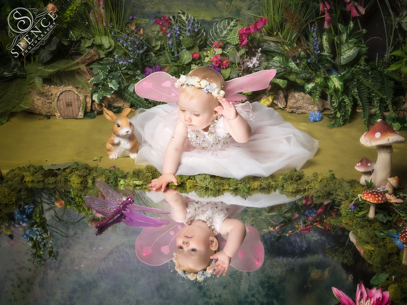 Zara - The Fairy Experience @ Spence Photography