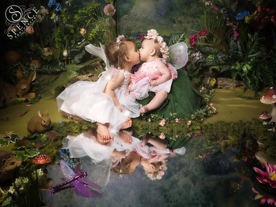 Jessica & Jasmin - The Fairy Experience @ Spence Photography