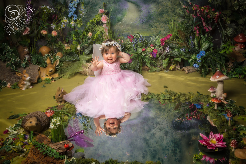 Alix - The Fairy Experience @ Spence Photography