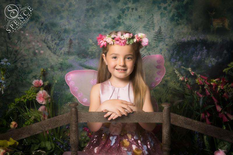 Kiara - The Fairy Experience @ Spence Photography