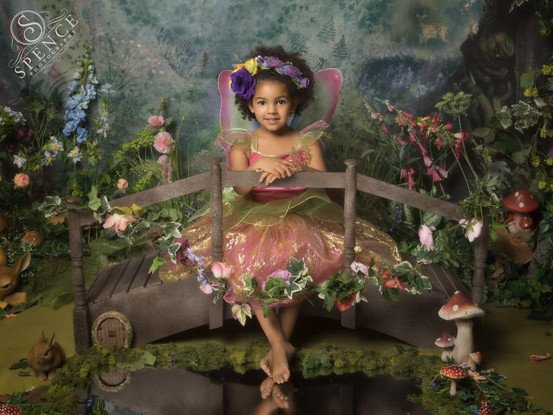 Khalia - The Fairy Experience @ Spence Photography