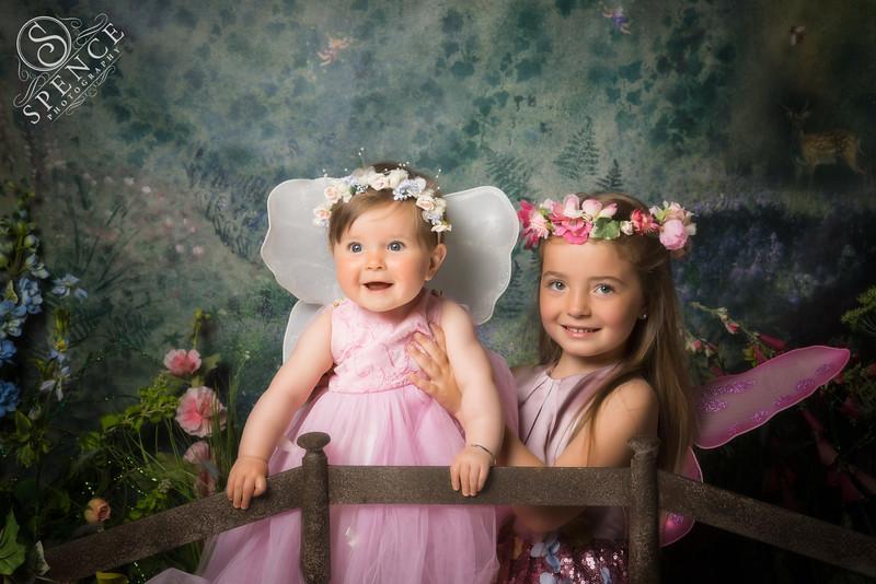 Alix & Kiara - The Fairy Experience @ Spence Photography