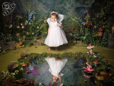 Jessica - The Fairy Experience @ Spence Photography