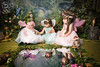 Katie, Amelie & Abigail - The Fairy Experience @ Spence Photography