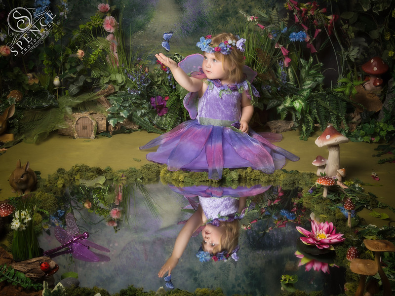 Arwen - The Fairy Experience @ Spence Photography
