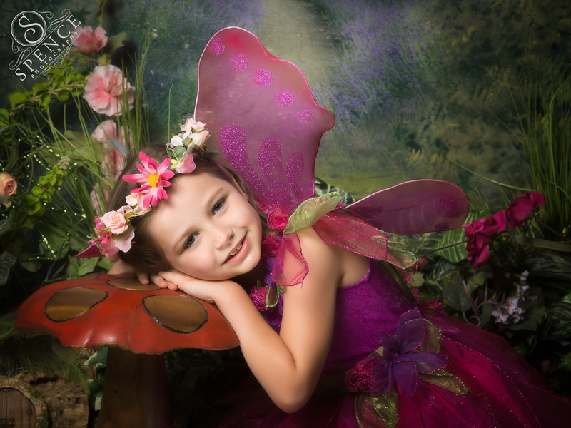 Anna - The Fairy Experience @ Spence Photography