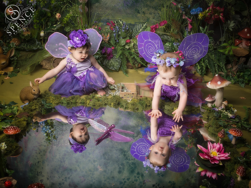 Milan & Eleni - The Fairy Experience @ Spence Photography
