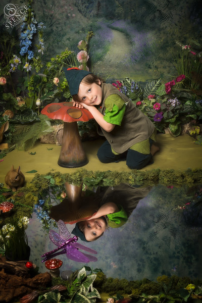 Ryan - The Fairy Experience @ Spence Photography