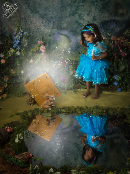 Tanya - The Fairy Experience @ Spence Photography