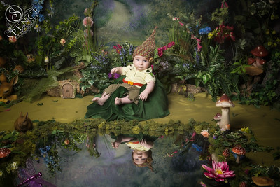 Ollie - The Fairy Experience @ Spence Photography