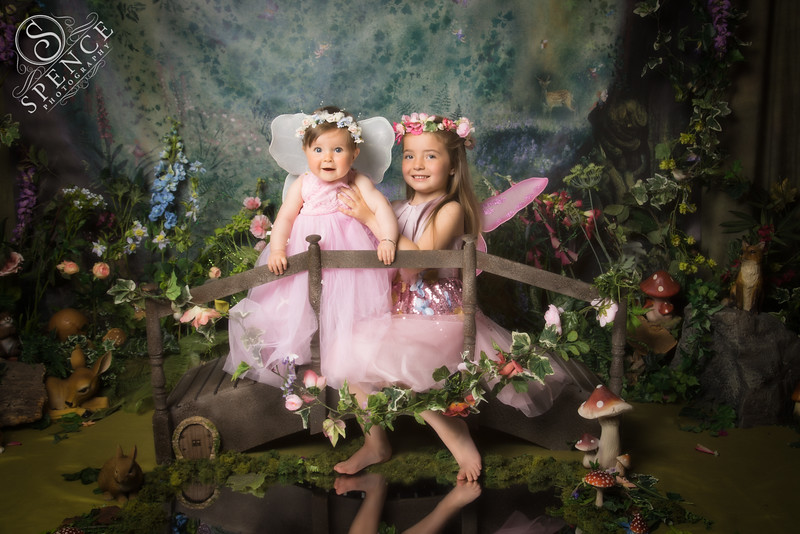 Alix & Kiara - The Fairy Experience @ Spence Photography