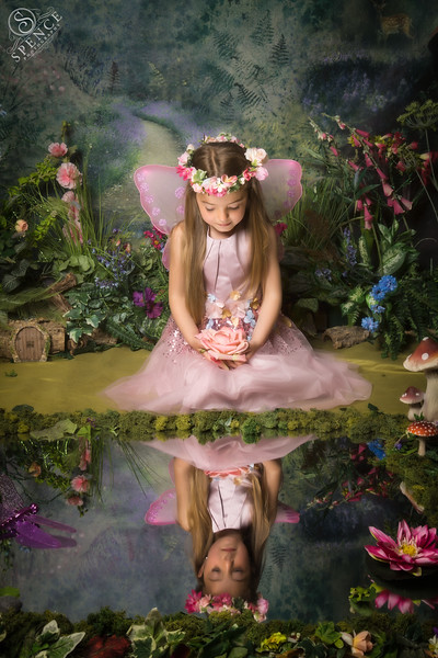 Kiara - The Fairy Experience @ Spence Photography
