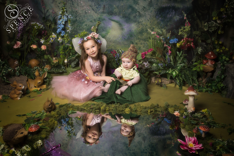 Lucy & Ollie - The Fairy Experience @ Spence Photography