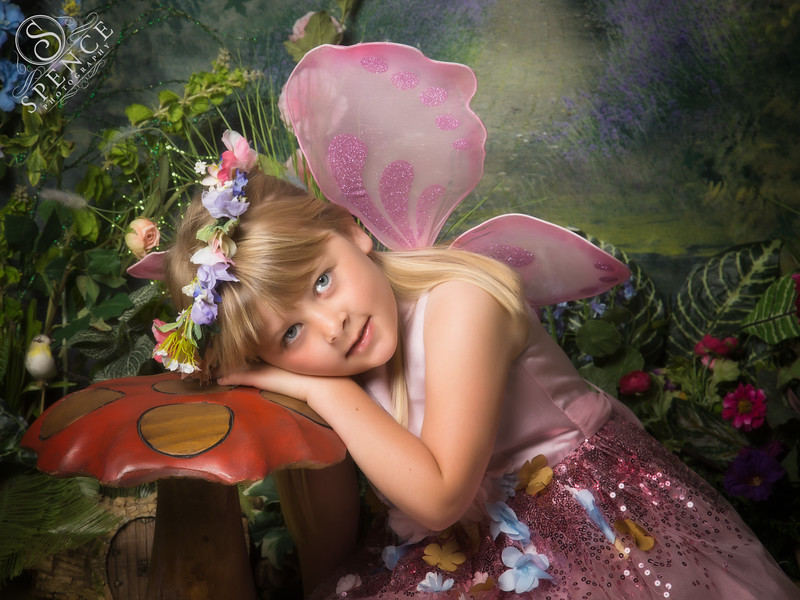 Charley - The Fairy Experience @ Spence Photography
