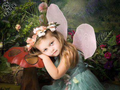 Marley - The Fairy Experience @ Spence Photography