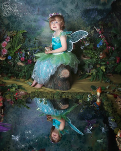 Millie - The Fairy Experience @ Spence Photography