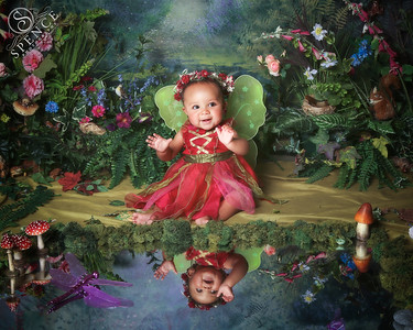 Hannah - The Fairy Experience @ Spence Photography