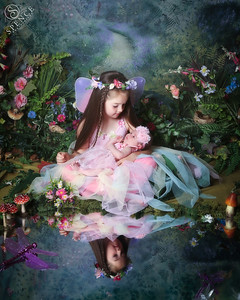 Courtney & Lacey - The Fairy Experience @ Spence Photography