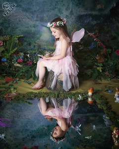 Jennifer - The Fairy Experience @ Spence Photography
