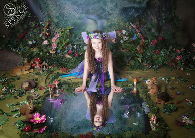 Eve - The Fairy Experience @ Spence Photography