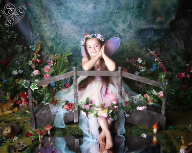 Courtney  - The Fairy Experience @ Spence Photography