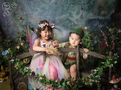 Sophia  & William - The Fairy Experience @ Spence Photography