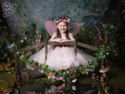 Amelie - The Fairy Experience @ Spence Photography