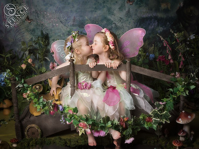 Charlotte & Pheobe - The Fairy Experience @ Spence Photography