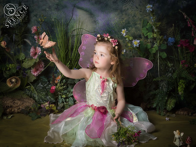 Phoebe - The Fairy Experience @ Spence Photography