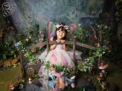 Sophia - The Fairy Experience @ Spence Photography