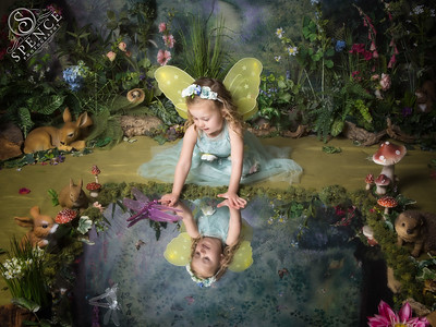 Ava-Louise - The Fairy Experience @ Spence Photography