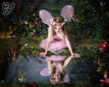 Ava - The Fairy Experience @ Spence Photography