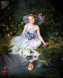 Carson - The Fairy Experience @ Spence Photography