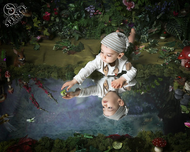Jacob - The Fairy Experience @ Spence Photography