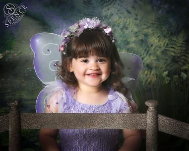 Rahiana - The Fairy Experience @ Spence Photography