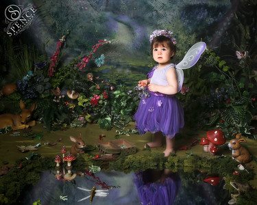 Erin - The Fairy Experience @ Spence Photography