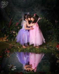 Rahiana & Ruksana - The Fairy Experience @ Spence Photography