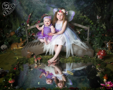 Erin & Madison - The Fairy Experience @ Spence Photography
