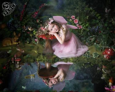 Ava - The Fairy Experience @ Spence Photography