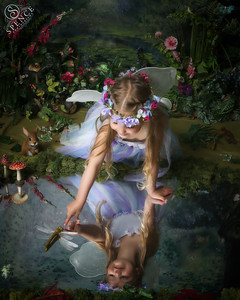 Olivia - The Fairy Experience @ Spence Photography