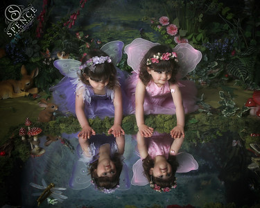 Rahiana & Ruksana - The Fairy Experience @ Spence Photography