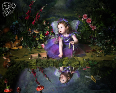 Kacey - The Fairy Experience @ Spence Photography