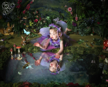 Daisy - The Fairy Experience @ Spence Photography