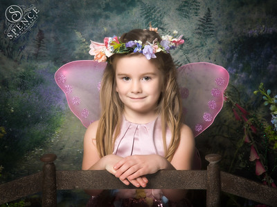 Sophie - The Fairy Experience @ Spence Photography