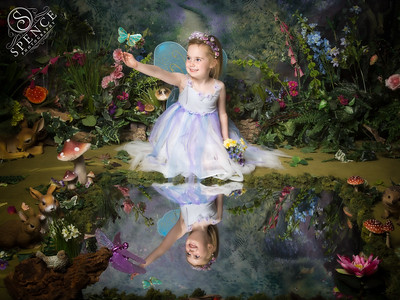 Bethany - The Fairy Experience @ Spence Photography