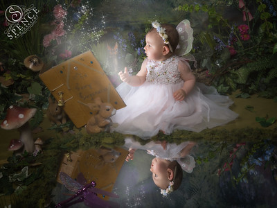 Eva - The Fairy Experience @ Spence Photography
