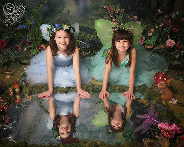 Katie & Erin - The Fairy Experience @ Spence Photography