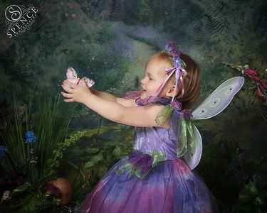 Rachel - The Fairy Experience @ Spence Photography