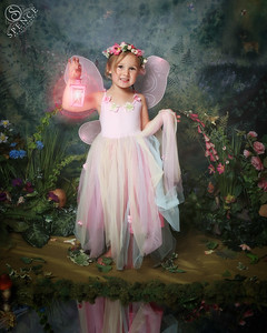 Caoimhe - The Fairy Experience @ Spence Photography